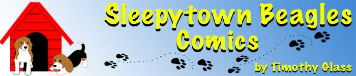 Welcome to the Sleepytown Beagles Cartoons